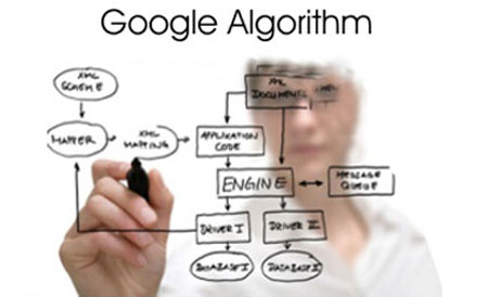 Evolution of Googe algorithm