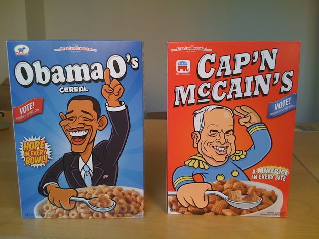 Obama Cereal Airbnb